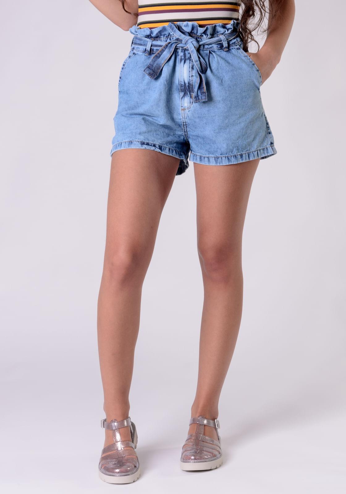 6ade34c604caa5 Short Jeans Clochard