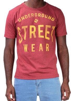 Camiseta-Street-Vermelha-Mescla