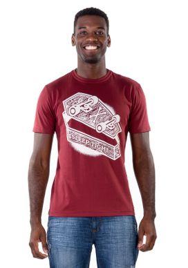 Camiseta-Skate-Caixao-Vinho