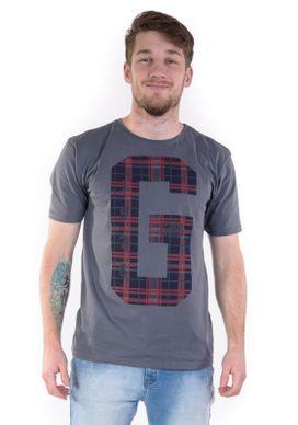 Camiseta-Chumbo-G-Xadrez