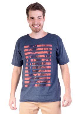Camiseta-Girl-Listras-Azul-Marinho