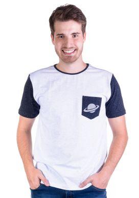 Camiseta-Saturno-Bolso-Mescla-Branco