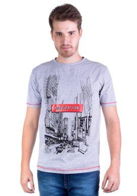 Camiseta-Manhattan-Cinza-Mescla