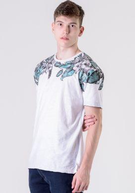 Camiseta-Branca-Florais-Nos-Ombros-e-Bracos