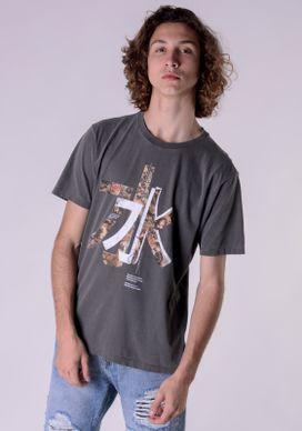 Camiseta-Lavada-Estampa-Ideograma