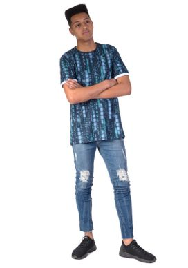 Camiseta-Fullprint-Botone-Marinho-Numeros