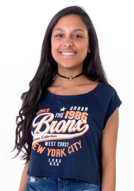 Blusa-Cropped-Bronx-Azul-Marinho