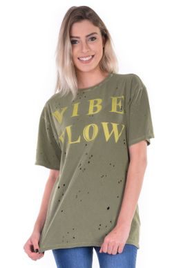 Blusa-Camisetao-Manga-Curta-Verde-VIBE-FLOW