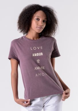 Camiseta-Lavada-Bordo-Amores