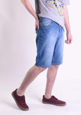 Bermuda-Jeans-Indigo