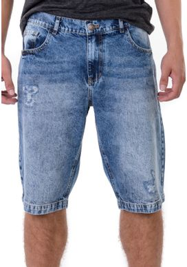 Bermuda-Jeans-Marmorizada-Suave-Com-Puidos
