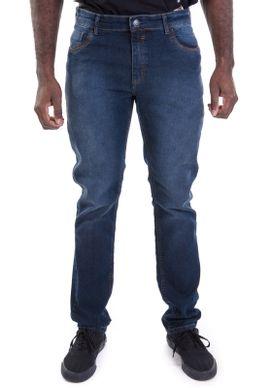 Calca-Jeans-Slim-Detalhes-PU-Azul-Escura