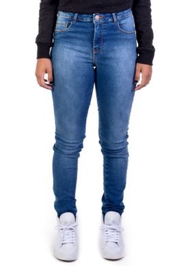 Calca-Jeans-Skinny-Cintura-Media-Azul-Medio