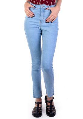 Calca-Jeans-Skinny-Cintura-Alta-Azul-Claro