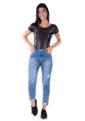 Calca-Mom-Jeans-Cintura-Alta-Azul-Tachas