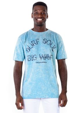 Camiseta-Surf-Soul-Marmorizada-Azul