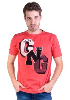 Camiseta-College-GNG-Vermelha