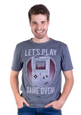 Camiseta-Lets-Play-Game-Over-Marinho