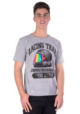 Camiseta-Botone-Capacete-F1-Viseira-Espelhada