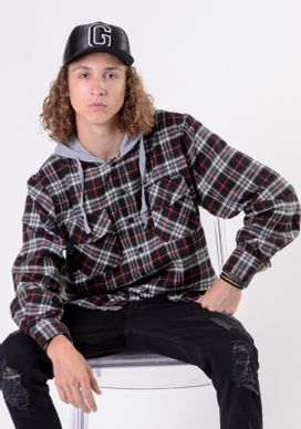 Camisa-Flanela-Xadrez-Com-Capuz
