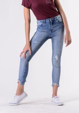 Calca-Jeans-Cigarrete-Blue-Claro-Rasgos