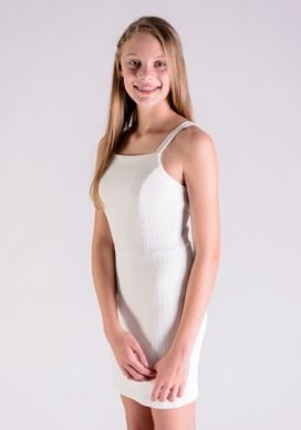 Vestido-Off-White-Justo-Nervuras