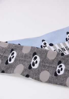 Kit-Meia-Panda-Listras