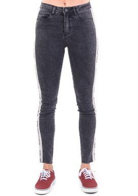 Calca-Jeans-Cigarrete-Cintura-Alta-Escritas-Rebel-Cause-Black