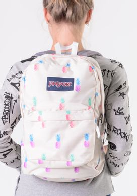 Mochila-Jansport-Abacaxi-Color