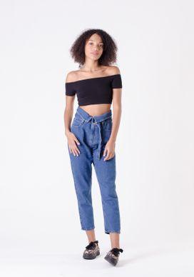 Blusa-Mini-Cropped-Canelado-Preta