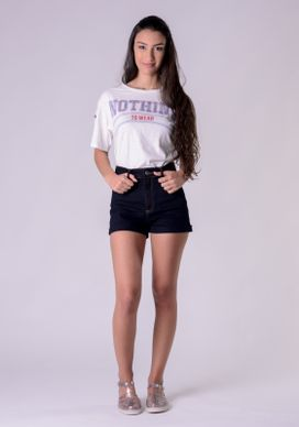 Short-Jeans-Escuro-Hot-Pants-Barra-Virada