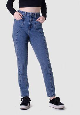 Calca-Jeans-Mom-Cintura-Alta-Vintage-Recorte