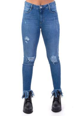 Calca-Jeans-Cigarrete-Cintura-Media-Barra-Com-Franja