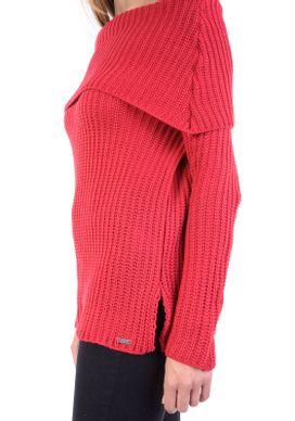 Blusao-Tricot-Ombro-a-Ombro-Vermelho