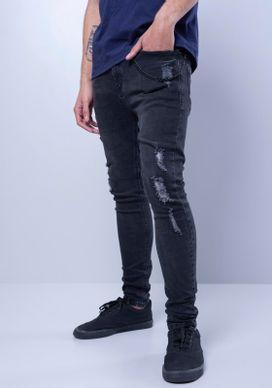 Calca-Jeans-Skinny-Preta-Rasgos