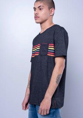 Camiseta-Manga-Curta-Listras-Coloridas