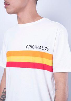 Camiseta-Manga-Curta-Listras