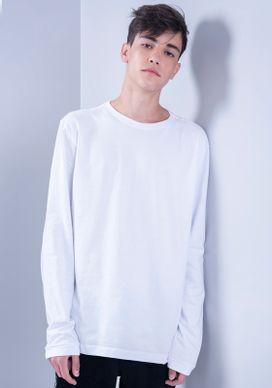 Camiseta-Manga-Longa-Basica-Branca