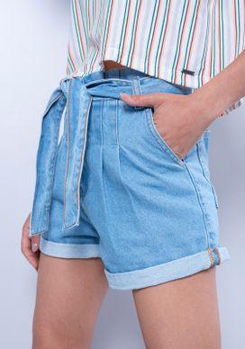 Short-Jeans-Clochard-Azul-Medio