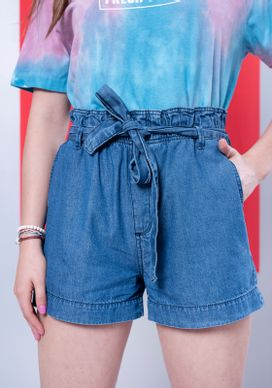 Short-Jeans-Clochard-Azul-Escuro
