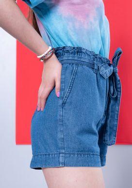 Short-Jeans-Clochard-Azul-Escuro