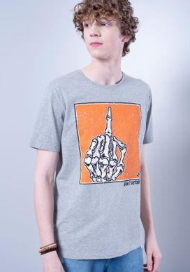 Camiseta-Estampada-Manga-Curta-Mao-Caveira
