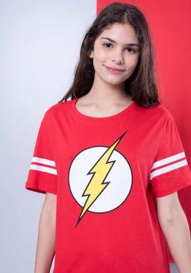 Camisetao-Manga-Curta-The-Flash-Vermelho