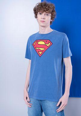 Camiseta-Manga-Curta-Super-Homem