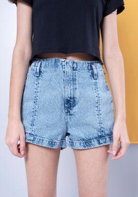 Short-Jeans-Cintura-Alta-Recortes-Bolso-Faca