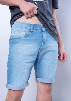 Bermuda-Jeans-Azul-Medio-Bigodes-Barra-Dobrada