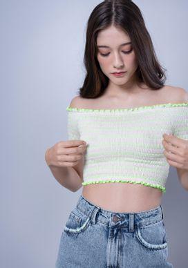 Blusa-Cropped-Ombro-a-Ombro-Lastex-Listras-Neon