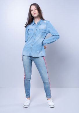 Camisa-Jeans-Manga-Longa-Rasgos-e-Bolsos