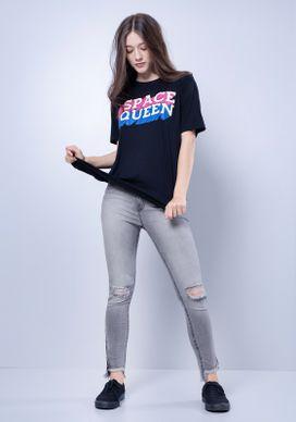 T-shirt-Over-Preta