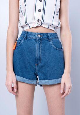 Short-Jeans-Cintura-Alta-Ziper-Barbicacho